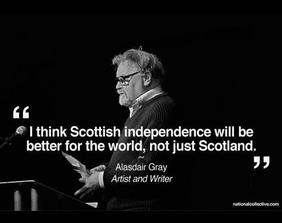 Escòcia e independentisme