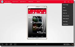 تطبيق فريمات أحدث الهواتف والتابلتس لصورك Perfect Screenshot-1