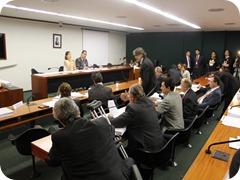 Comissão de finanças e tributação aprova 16 projetos do tst