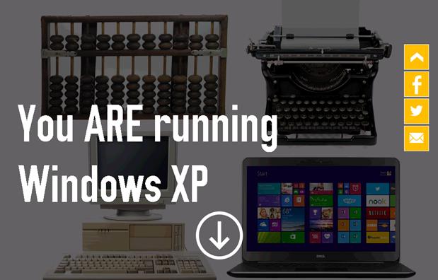 Cum verifici daca ai Windows XP pe calculator