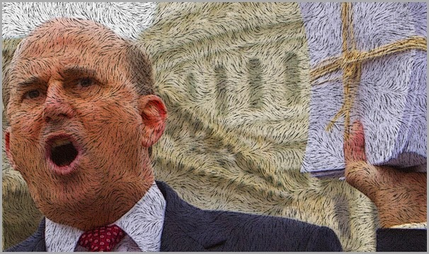 I'm Louie Gohmert and I LOVE TO YELL.