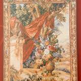 Gobelin 1040, Bouquet au drape, 150x110cm