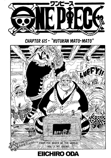 One Piece 615 page 01