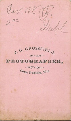 W Dahl CdV Dorset 1 back
