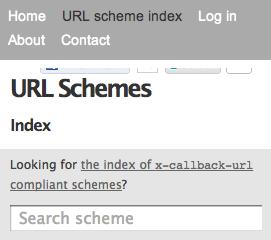 URL Schemes  handleOpenURL Shared Interapp Communication on iOS