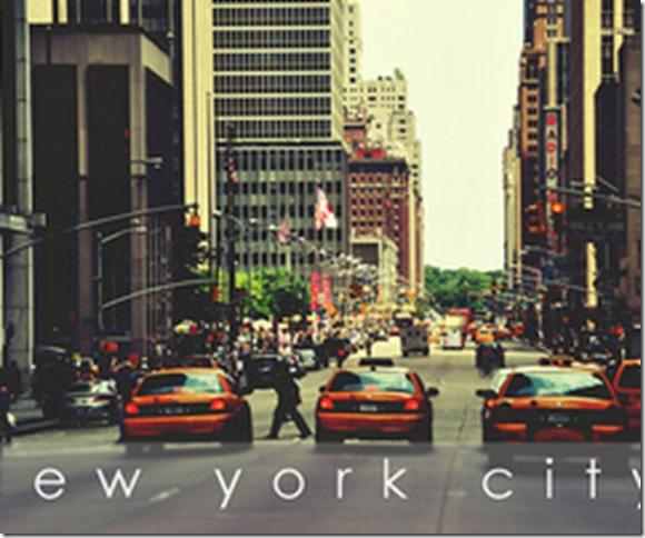 new yourk city!
