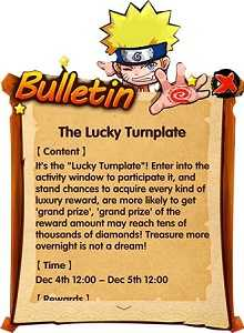 Event Turnplate