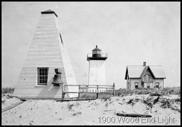 Wood End Light 1900