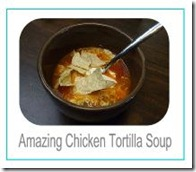 amazing chicken tortilla soup button