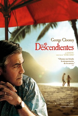 Poster Los descendientes