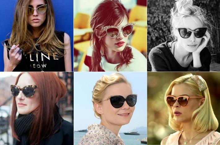 oculos gatinho como usar