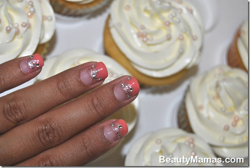 Manicure Monday: Gel manicure & nail art.