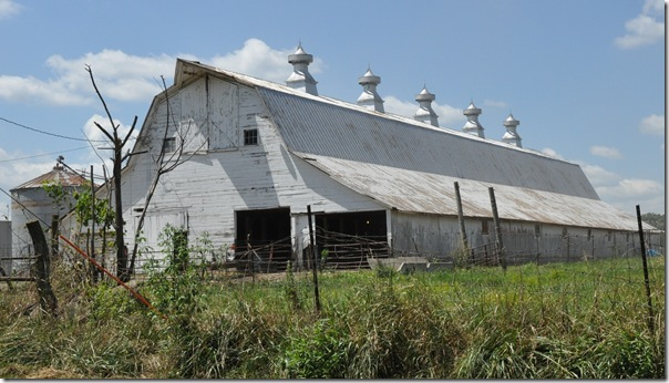 Barn- Mt. Pleasant