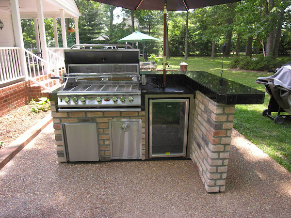Outdoor Kitchen Ideas 23 Outdoor Kitchen Designs