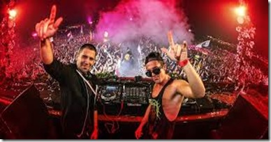 Dimitri Vegas y Like Mike boletos en mexico