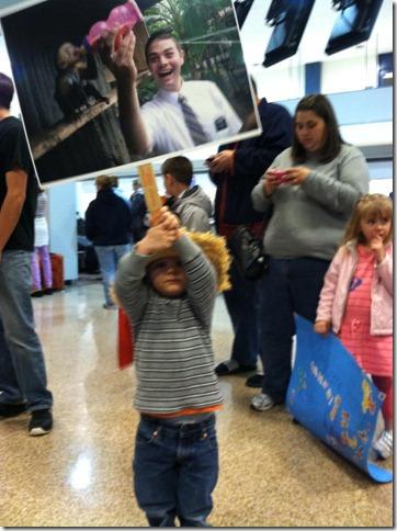 Airport John