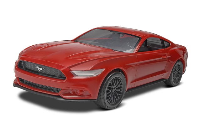 Revell 2015 Ford Mustang Model Kit