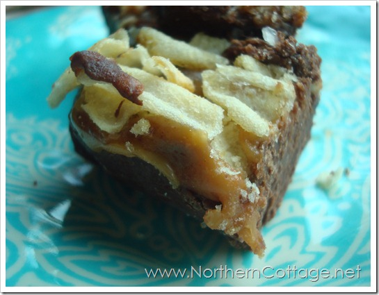 Potato Chip Fudge @ Northern Cottage.net