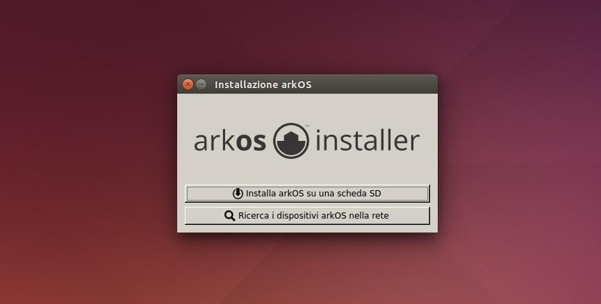 arkOS - Installer