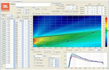 Jbl Pro Releases Next Generation Line Array Calculator For
