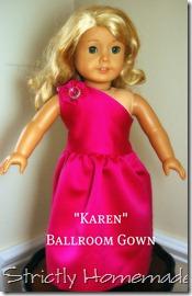 Karen Ballroom Gown 1