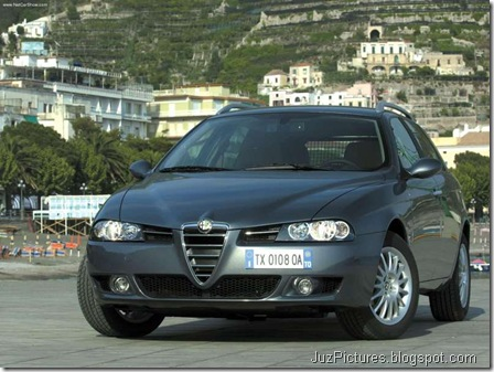 Alfa Romeo 156 Sportwagon 2.0 JTD1