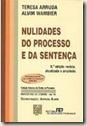 Livro de Direito. Nulidades do Processo e da Senteça. Teresa Arruda Alvim Wambier.