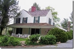 Oakhurst Links Historic Club House, Greenbrier Co. WV