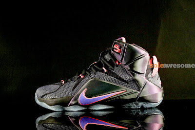 nike lebron 12 gr instinct 1 05 Preview of Upcoming Nike LeBron 12 Instinct (684593 583)