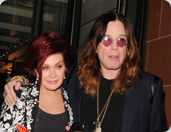 The X Factor judge's leaving C London restaurant<br /><br />Featuring: Sharon Osbourne,Ozzy Osbourne<br />Where: London, United Kingdom<br />When: 17 Nov 2013<br />Credit: WENN.com