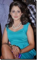Madhu Shalini Pictures @ Hrudaya Kaleyam Audio Release