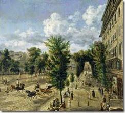 Le Boulevard des Capucines