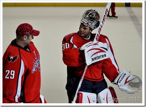 The Two Goalies