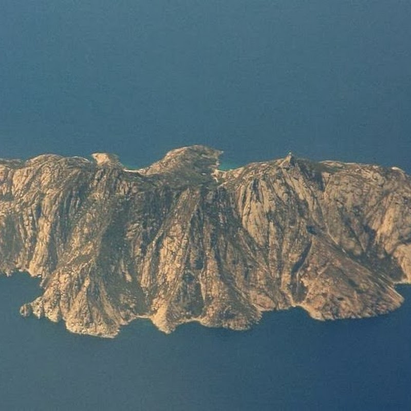 The Island of Monte Cristo