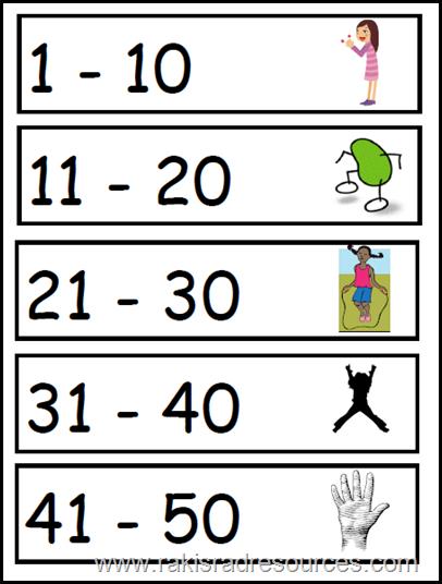 numberaerobics