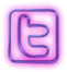 114179-glowing-purple-neon-icon-social-media-logos-twitter-logo-square
