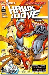 P00003 - Hawk and Dove #2 - Party
