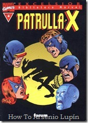 P00006 - Biblioteca Marvel - Patrulla-X #6
