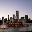 Chicago IL - Buckingham Fountain