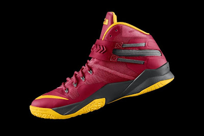 nike zoom soldier 8 id options preview 1 03 Design Your Own Cleveland Cavaliers Soldier 8s on NIKEiD