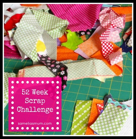 52 Week Scrap Challenge @ sameliasmum.com