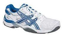 ASICS GEL-BELA 2, las nuevas zapatillas de Fernando Belasteguin en azul y blanco