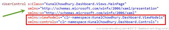 Default XMLNS Namespaces