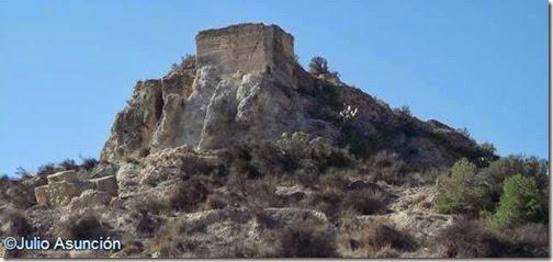 Castillo del Río - Torre este
