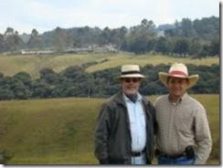 Javier Adrados y Santiago Uribe
