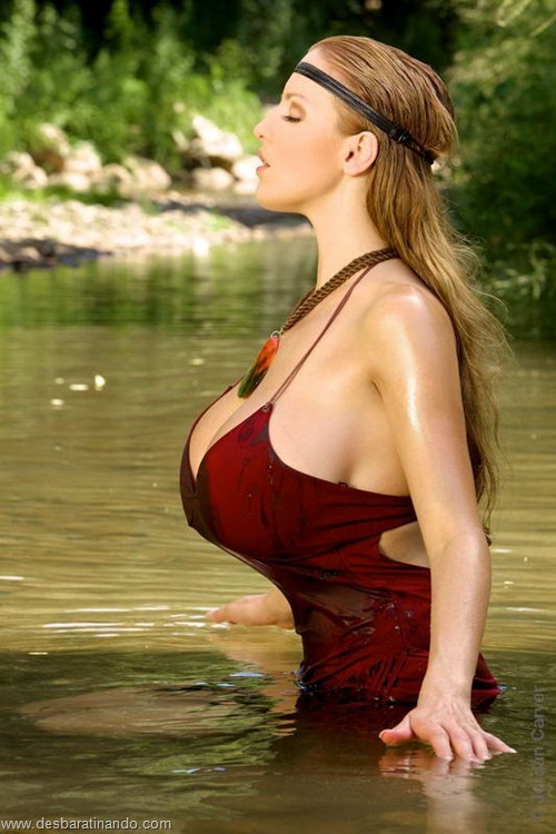 jordan carver linda sexy sensual peitos tits big tits desbaratinando (22)