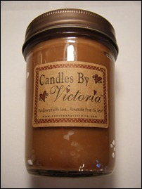 Candles By Victoria–Zucchini Bread