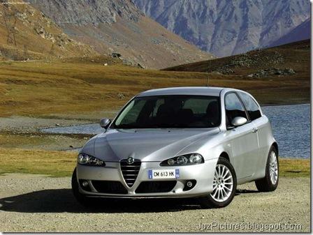 Alfa Romeo 147 3door (2004)9