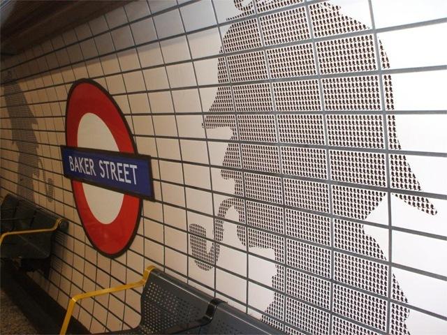 BakerStreet Underground Station