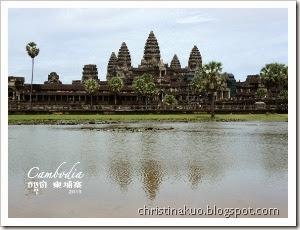 景點篇 - 吳哥窟 Angkor Wat~ 高棉文化的鼎盛, 吳哥王朝的輝煌